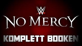 So würde ich WWE NO MERCY 2017 booken! (Deutsch/German)