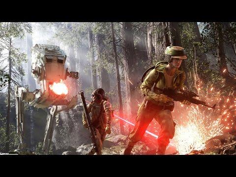 Забеги в Star Wars Battlefront