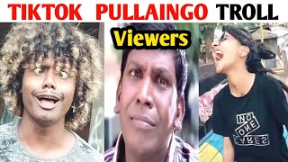 Tik tok pullaingo troll | Tik tok pullingo troll tamil |  Tik tok & Musically | Nithin Edits