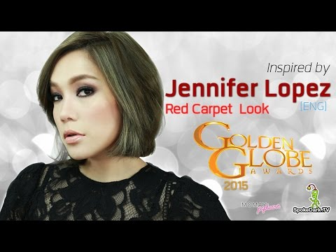 Momay Pa Plern : Inspired by Jennifer Lopez [Red Carpet Look the Golden Globe 2015]