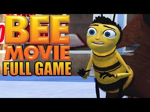 bee-movie-full-gameplay-walkthrough-(-full-game-longplay-)-no-commentary