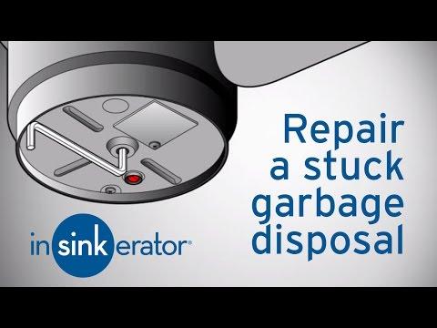 Garbage Disposal Repair | How to Fix a Garbage Disposal