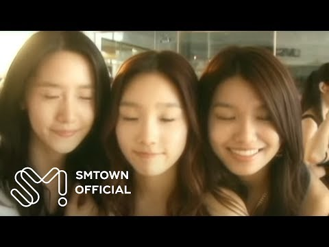 Girls Generation 소녀시대 Ba Ba MV