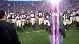 Notre Dame vs. UCLA October 21, 2006
