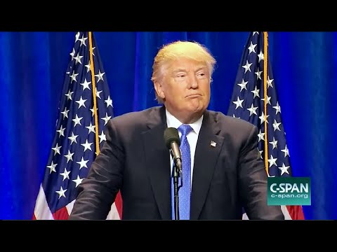 • Donald Trump • Immigration & National Security • Full Speech • 6/13/16 •