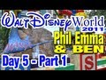 Disney World Vacation 2011 - Day 5 - (1 of 4) - Seaworld