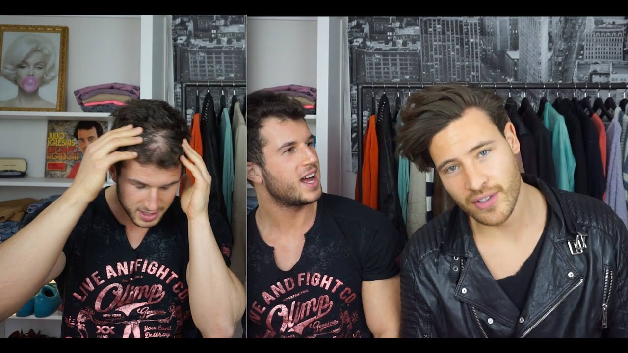 haarstyling tutorial bei d nnerem haar was tun bei. Black Bedroom Furniture Sets. Home Design Ideas