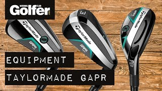 TaylorMade GAPR Review | Lo, Mid and Hi | Mid handicap testing