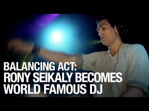 Balancing Act: Basketball Star Rony Seikaly Becomes World Famous DJ