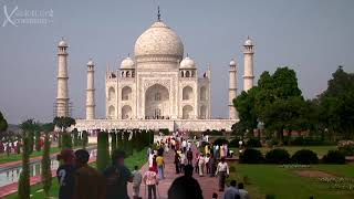 Travels In India A Day At Taj Mahal And Agra Fort
