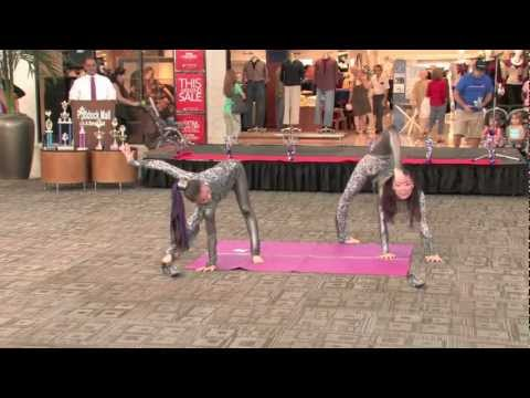 The Contortion Sisters at Ocala