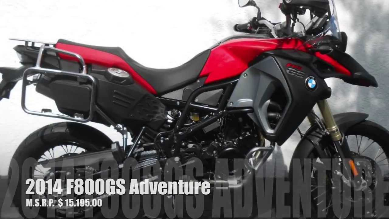 2014 bmw f800gs adventure ride video gulf coast motorcycles, ft