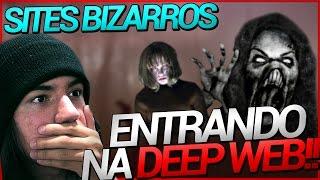 PEDOFILIA, ESTUPRO E SITES BIZARROS!!! | ENTRANDO NA DEEP WEB #4