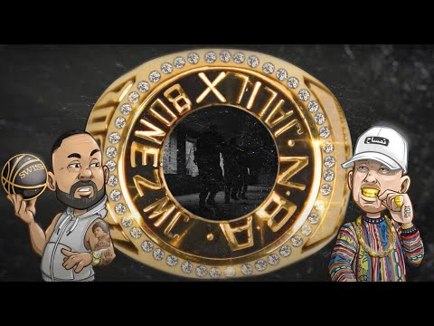Jalil x Bonez MC - NBA (prod. by DJ Deevoe x The Cratez)