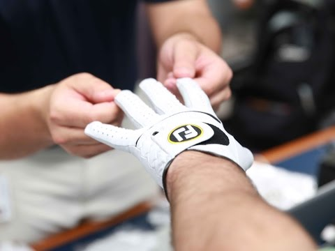 How To Get The Right Fit For Your Golf Glove