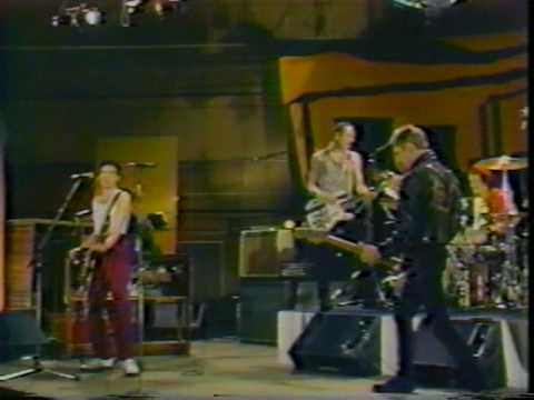The Clash - Clampdown (Live at Fridays)