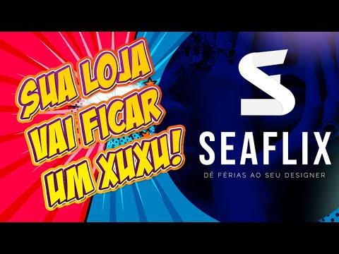 SEAFLIX - ARTES EXCLUSIVAS PARA ECOMMERCE DROPSHIPPING