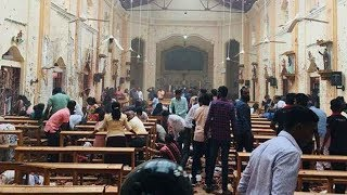 125 reportedly killed in Sri Lanka serial blasts on Easter