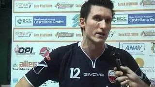 06-11-2011: Intervista ad Emiliano Giglioli nel post NewMater-Molfetta