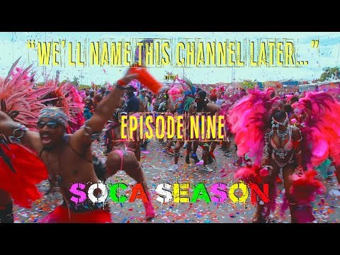 CARNIVAL TUESDAY 2018 IN TRINIDAD AND TOBAGO (Episode 9)