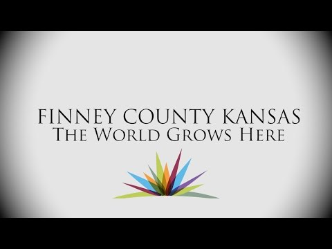 Finney County Kansas:  The World Grows Here