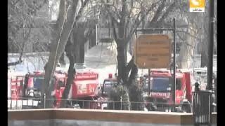شاهد.. أولى لقطات موقع انفجار مسجد السلطان أحمد بتركيا