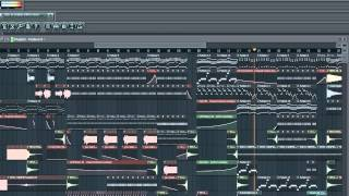 fl studio 10 progressive house song