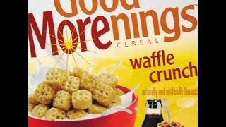 Good Morning Waffles Cereal Review