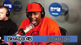 Full Freestyle Cypher #2 With Dj Kayslay on Shade 45