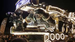 Bridgwater carnival - Gremlins CC - Lights, Camera, Action!