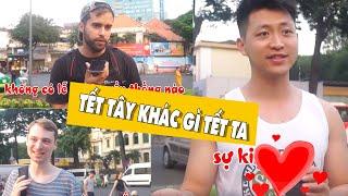 Người nước ngoài nói gì khi ăn tết 2020 ở Việt Nam   GenZ