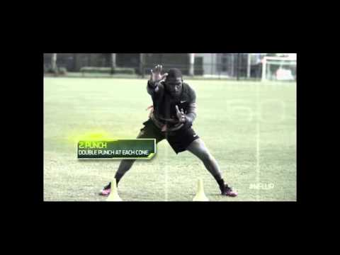 Patrick Peterson Workout