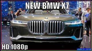 New BMW X7 2019 Review - BMW Concept X7 iPerformance
