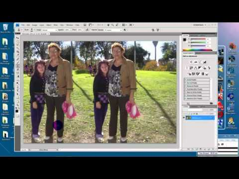 Cambiar fondo de fotos con photoshop cs4