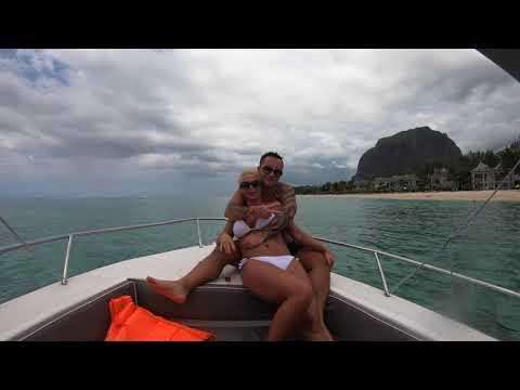 Riu Creole Mauritius Le Morne Brabant Crystal Rock Vlog My Travel Diary Dji Drone Mavic Pro 4K