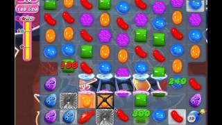 Candy Crush Level 1478 (no boosters, 3 stars, 14 moves left)