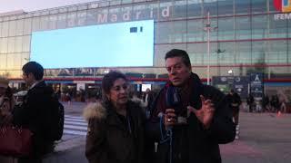 Valencia Stereo en la Cumbre del Clima: COP25 Madrid, 2019