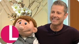 Ventriloquist Paul Zerdin Is Bringing His Puppet Sam to the Panto With Dawn French  Lorraine