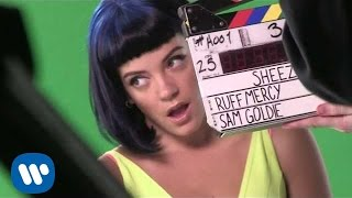 Repeat youtube video Lily Allen - Sheezus (Behind The Scenes)