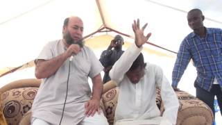 CAPTAGE des jinns de khambs de Rufisque trés violents - centre roqya tel +221338518447