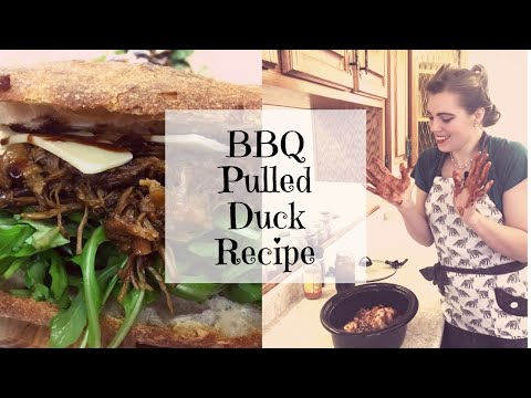 bbq-pulled-duck-slow-cooker-recipe