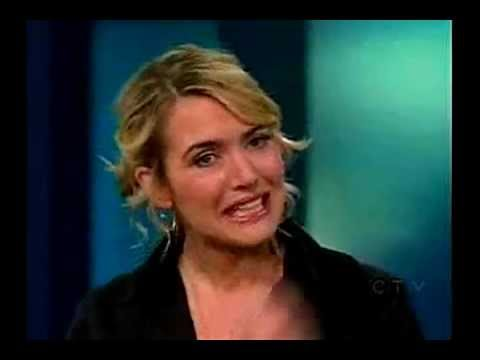 Kate Winslet on Oprah January 2009 - part 1