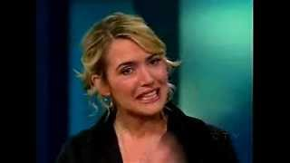 Kate Winslet on Oprah January 2009 - part 1
