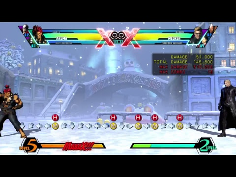 Kasko Umvc3 training session part 15
