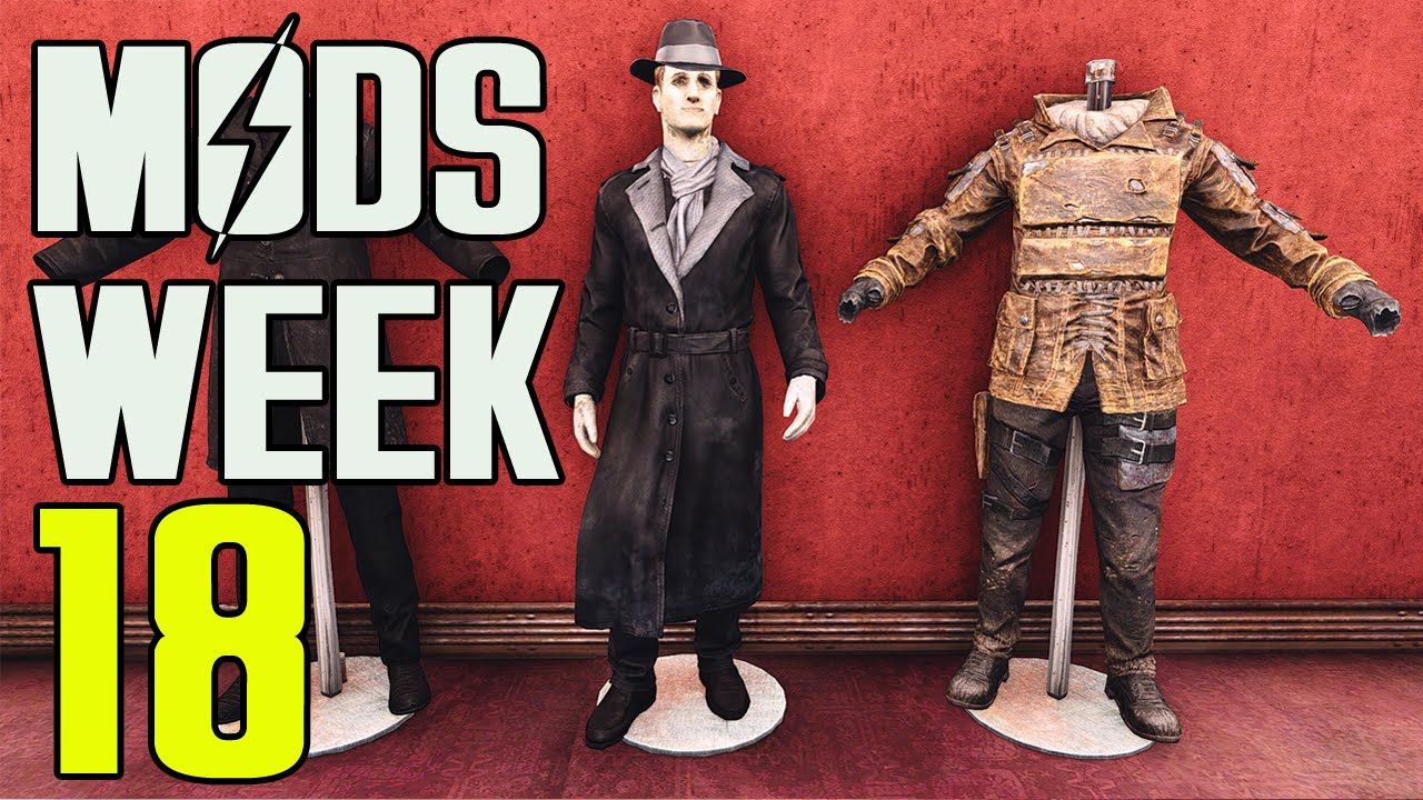 Trade Stands Fallout 4 : Fallout mods week armor stands craftable vaults