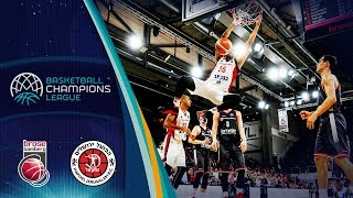Brose Bamberg v Hapoel Bank Yahav Jerusalem - Full Game - Basketball Champions League 2018-19