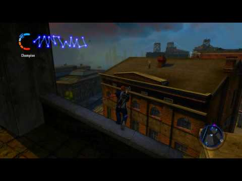 inFamous 2 100% Good Karma Walkthrough Part 10, 720p HD (NO COMMENTARY)