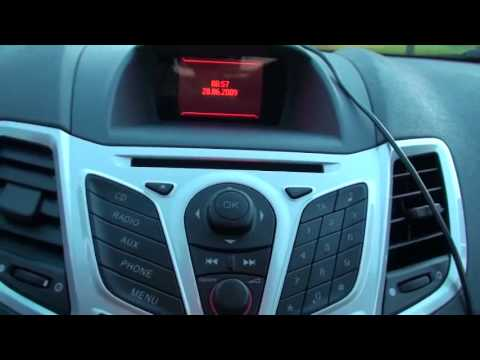 Ford Fiesta interior review