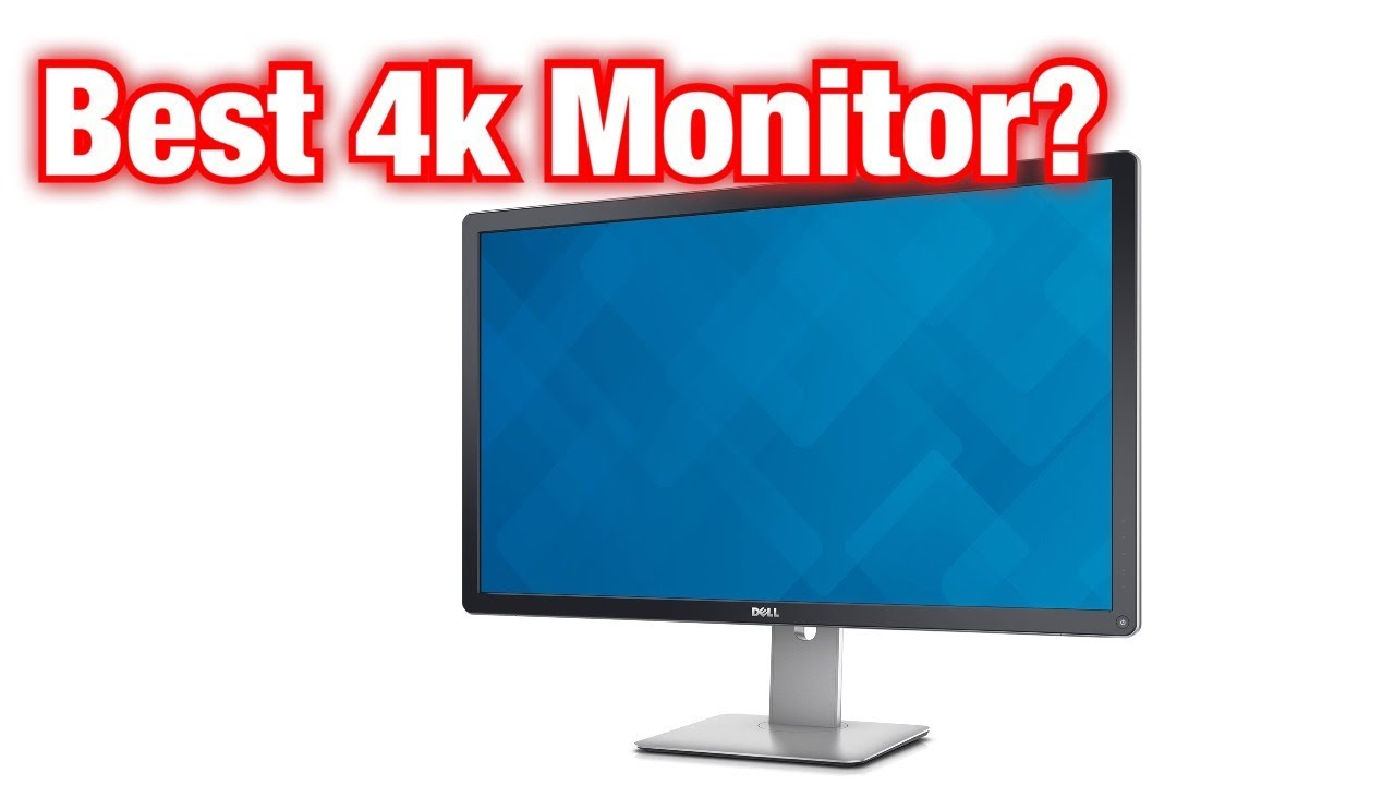 Pick of the Month Dell UP3216Q LED 4k IPS Monitor