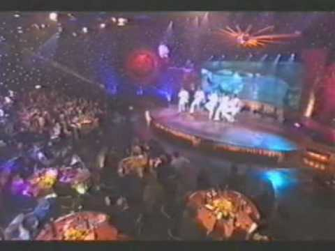Westlife - My love (live Record of the Year 2000)